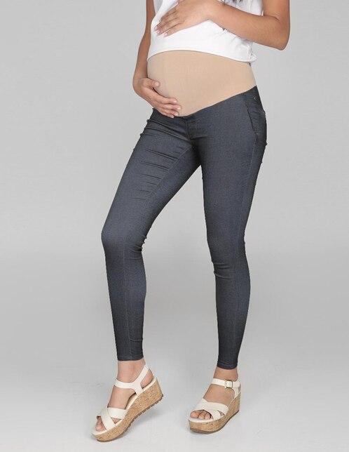 55e954750 Pantalón de maternidad One to Nine corte skinny